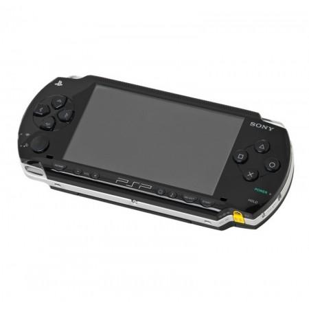 CONSOLE SONY PORTATIL PSP 3006 RECONDICIONADO PRETO
