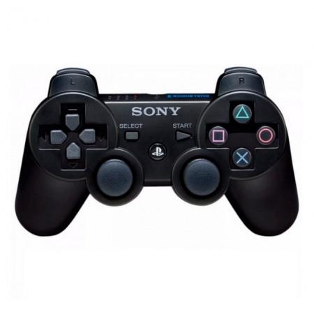 CONTROLE DUALSHOCK 3 PRETO SEM CAIXA PS3 ORIGINAL