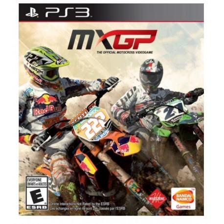 JOGO MXGP MOTOCROSS PS3