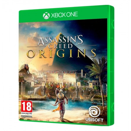 JOGO ASSASSINS CREED ORIGINS XBOX ONE