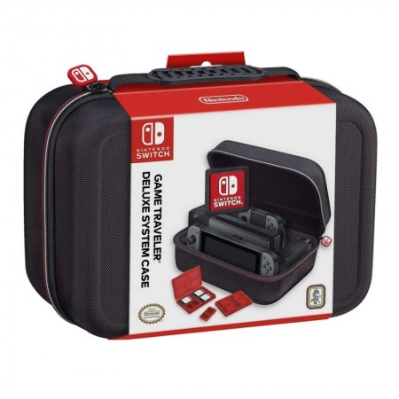 CASE PARA NINTENDO SWITCH TRAVELER DELUXE - (NNS61)