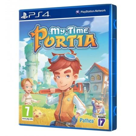 JOGO MY TIME AT PORTIA PS4