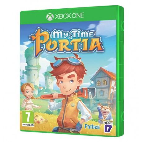 JOGO MY TIME AT PORTIA XBOX ONE