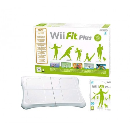 NINTENDO WII FIT PLUS BALANCE