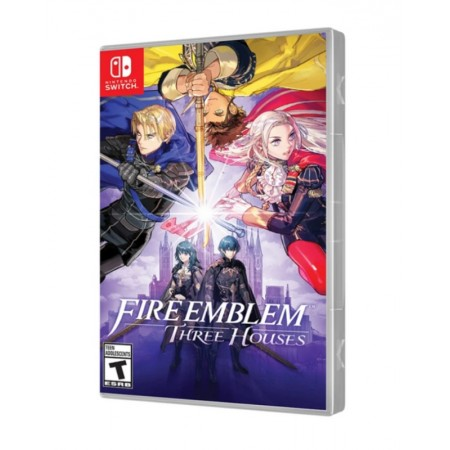 JOGO FIRE EMBLEM THREE HOUSE NINTENDO SWITCH