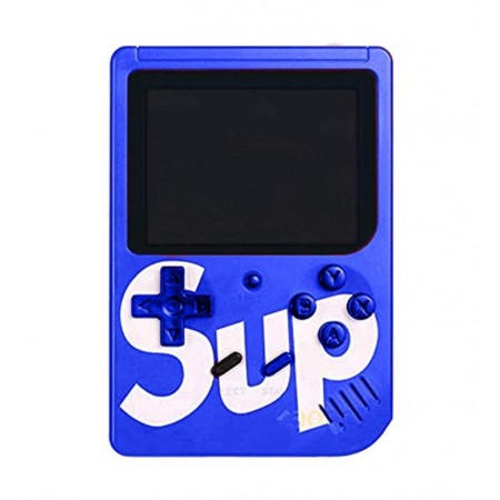 CONSOLE SUP GAME BOX RETRO 400 IN 1 AZUL