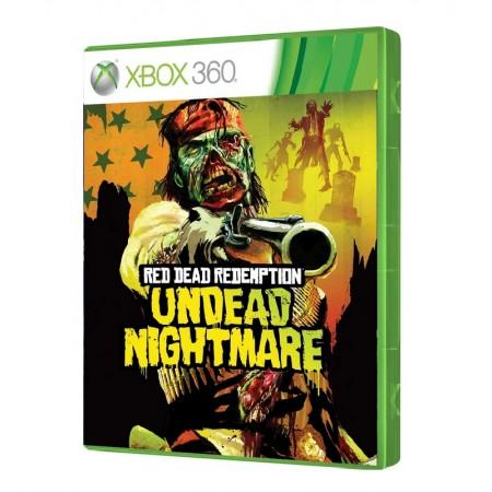 JOGO RED DEAD REDEMPTION UNDEAD NIGHTMARE XBOX 360