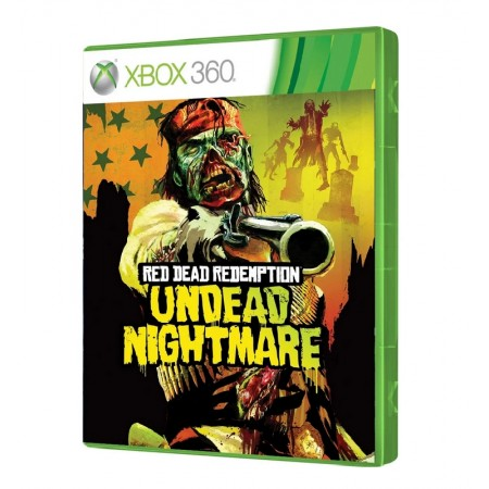 JUEGO RED DEAD REDEMPTION UNDEAD NIGHTMARE XBOX 360