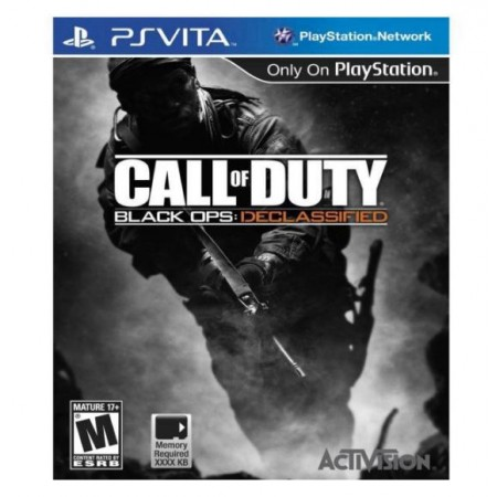 JOGO CALL OF DUTY BLACK OPS PS VITA