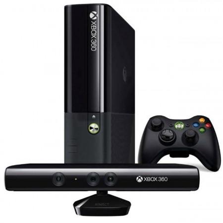 CONSOLE XBOX 360 SUPER SLIM 250GB  COM KINECT LTU