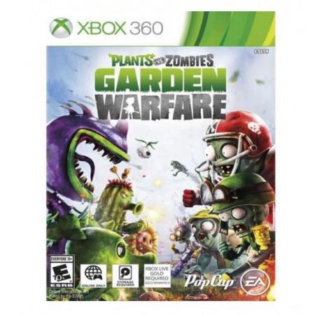 JOGO PLANTS VS ZOMBIES GARDEN WARFARE XBOX 360