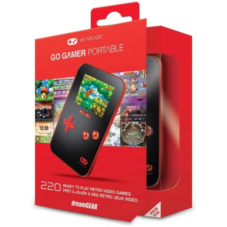 CONSOLE MY ARCADE GO GAMER RED 2891