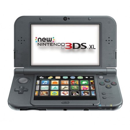 CONSOLE NINTENDO NEW 3DS XL PRETO
