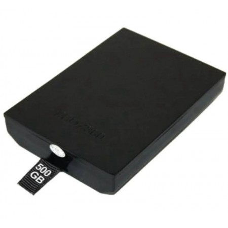 HD PARA XBOX 360 SLIM 500GB ORIGINAL S/GARANTIA