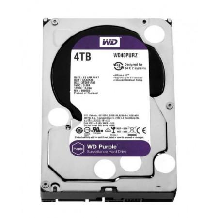 HD SATA 3 WESTERN DIGITAL 4TB WD40PURZ