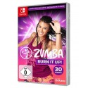 JOGO ZUMBA BURN IT UP NINTENDO SWITCH