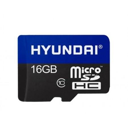 MEMÓRIA HYUNDAI MICRO SD 16GB C10 85MBS ULTRA 2X1 (SDC16GU1)