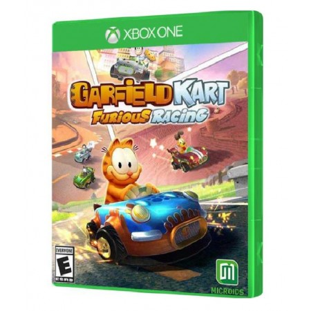 JUEGO GARFIELD KART FURIOUS RACING XBOX ONE