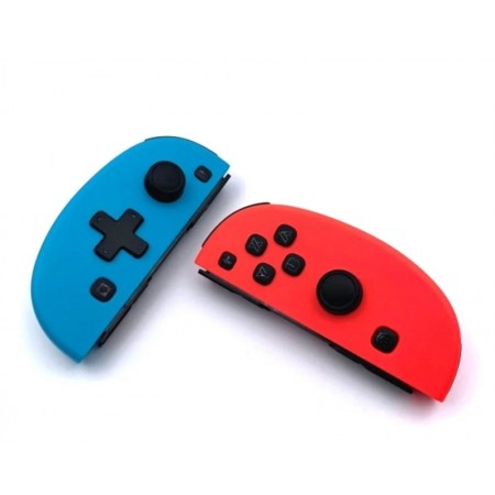 CONTROL MEGLAZE JOY CON PARA NINTENDO SWITCH - NEON RED Y NEON BLUE