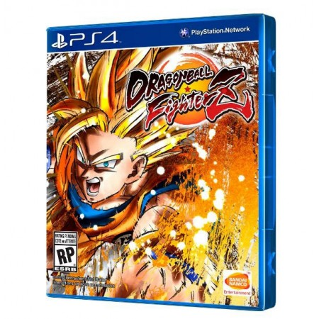 JUEGO DRAGON BALL FIGHTERZ PS4