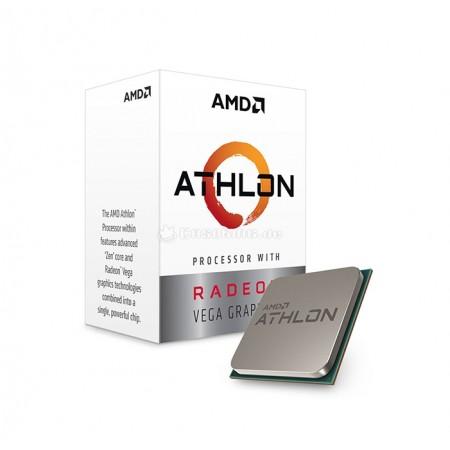 PROCESSADOR AMD ATLHON 200GE VEGA 3 AM4