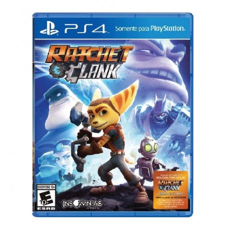 JUEGO RATCHET AND CLANK PS4