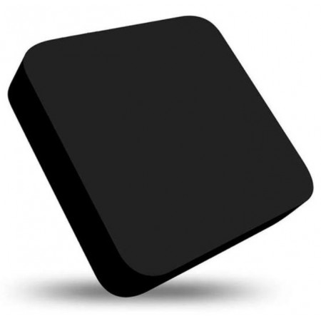 RECEPTOR TV BOX SMART H3-8K 32GB / 4GB RAM / ANDROID 9.0 - PRETO