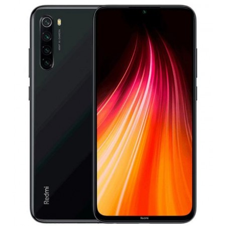 CELULAR XIAOMI REDMI NOTE 8 128GB/4GB RAM/4G/DUAL SIM/T6.3 /CÂM 48MP- PRETO(GLOBAL)