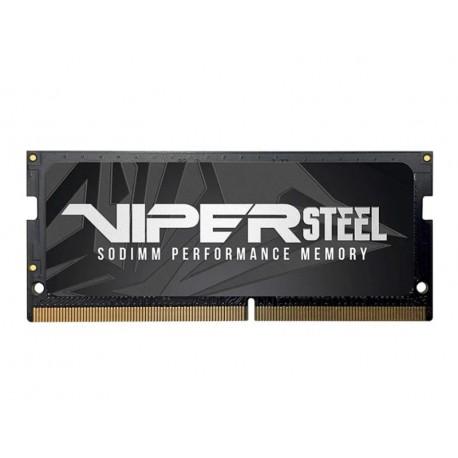 MEMÓRIA RAM PARA NOTEBOOK PATRIOT VIPER STEEL 8GB / DDR4 / 2666MHZ / 1X8GB - (PVS48G266C8S