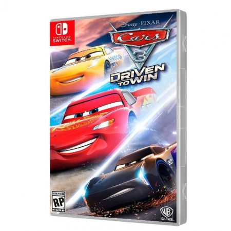 JOGO CARS 3 DRIVEN TO WIN SWITCH