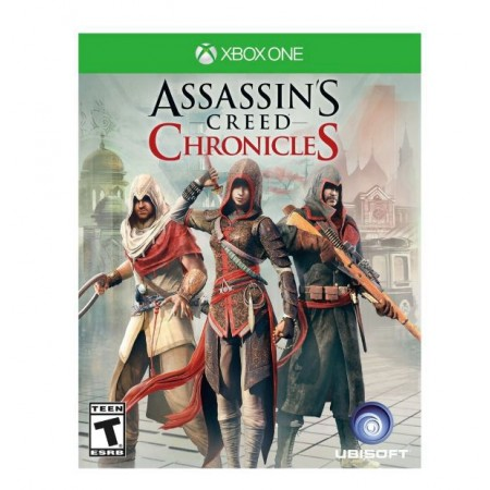 JOGO ASSASINS CREED CHRONICLES XBOX ONE