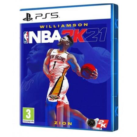 JOGO NBA 2K21 PS5