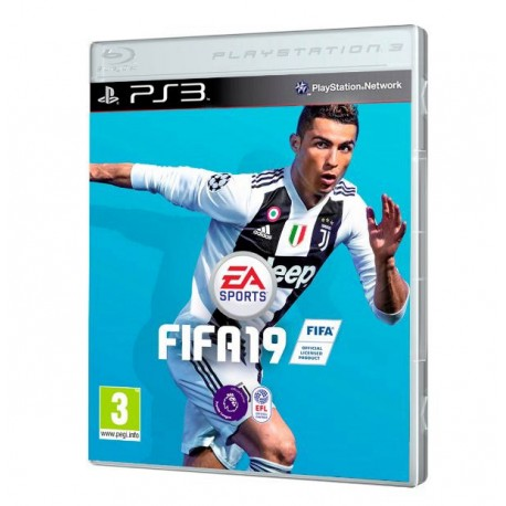 JOGO FIFA 19 LEGACY EDITION PORTUGUÊS PS3