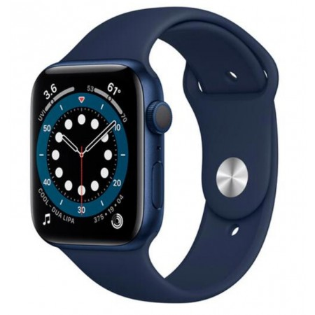 APPLE WATCH S6 40MM MG143LL/A / GPS / OXÍMETRO - BLUE ALUMINUM