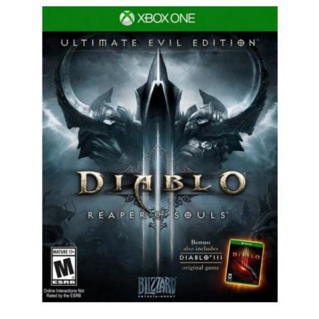 JOGO DIABLO 3 ULTIMATE EDITION XBOX ONE