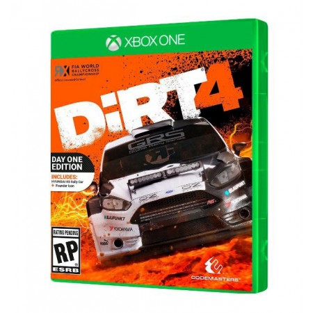 JOGO DIRT 4 DAY ONE EDITION XBOX ONE