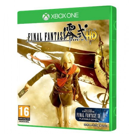 JOGO FINAL FANTASY TYPE-0 HD XBOX ONE