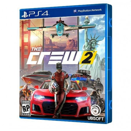 JOGO THE CREW 2 PS4