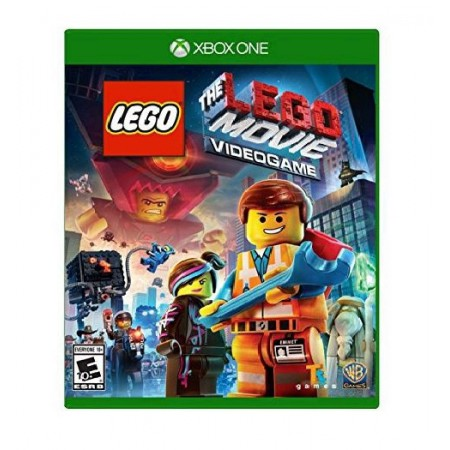 JOGO LEGO THE MOVIE VIDEOGAME XBOX ONE