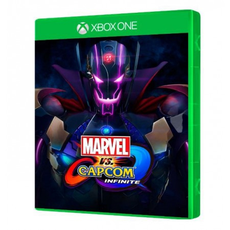 JOGO MARVEL VS CAPCOM INFINITE DELUXE EDITION XBOX ONE