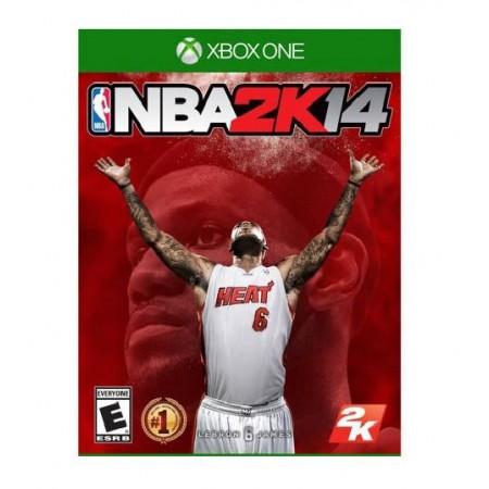 JOGO NBA 2K14 XBOX ONE