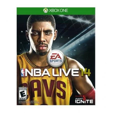 JOGO NBA LIVE 14 XBOX ONE