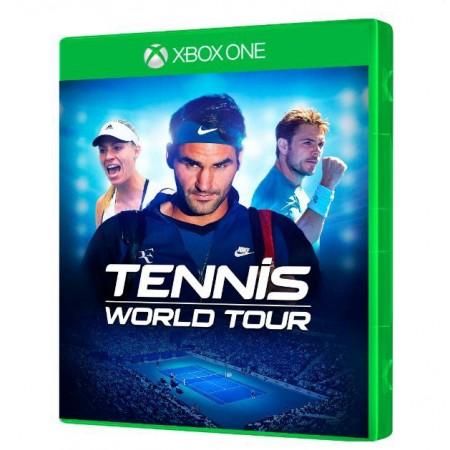 JOGO TENNIS WORLD TOUR XBOX ONE