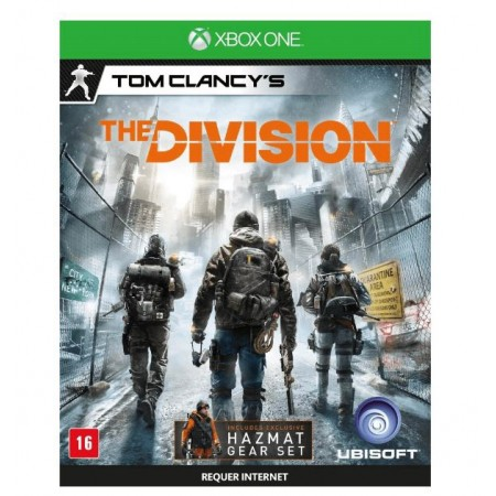 JOGO THE DIVISION LIMITED EDITION XBOX ONE