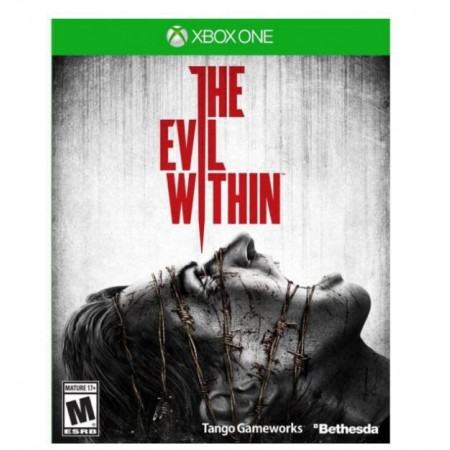 JOGO THE EVIL WITHIN XBOX ONE