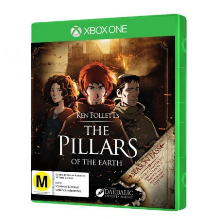 JOGO THE PILLARS OF THE EARTH XBOX ONE
