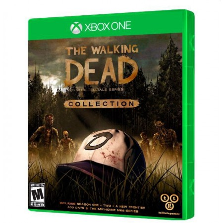JOGO THE WALKING DEAD THE TELLTALE SERIES COLLECTION XBOX ONE