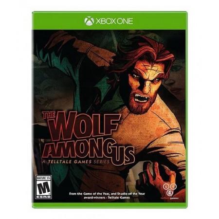 JOGO THE WOLF AMONG US XBOX ONE