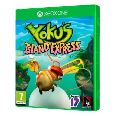 JOGO YOKUS ISLAND EXPRESS XBOX ONE