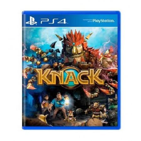 JOGO KNACK PS4